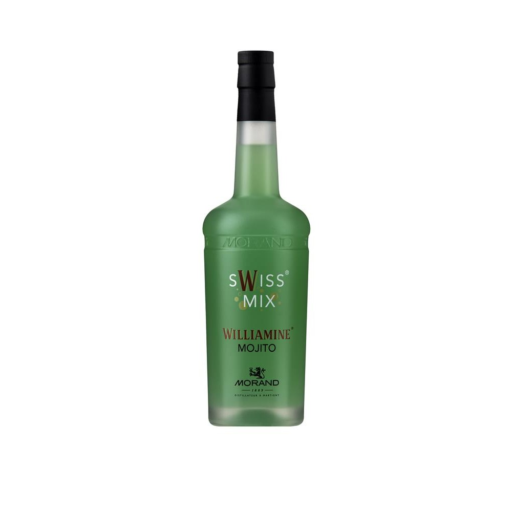 SWISS MIX WILLIAMINE MOJITO