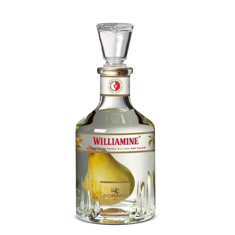 WILLIAMINE 43% Car.a/poire