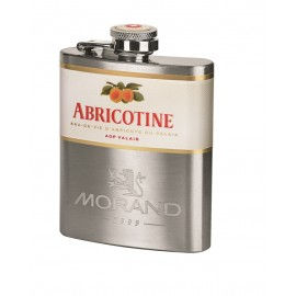 ABRICOTINE 43% FLASQUE METAL 10CL