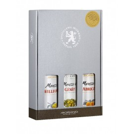 COFFRET TRIO MOUSSES