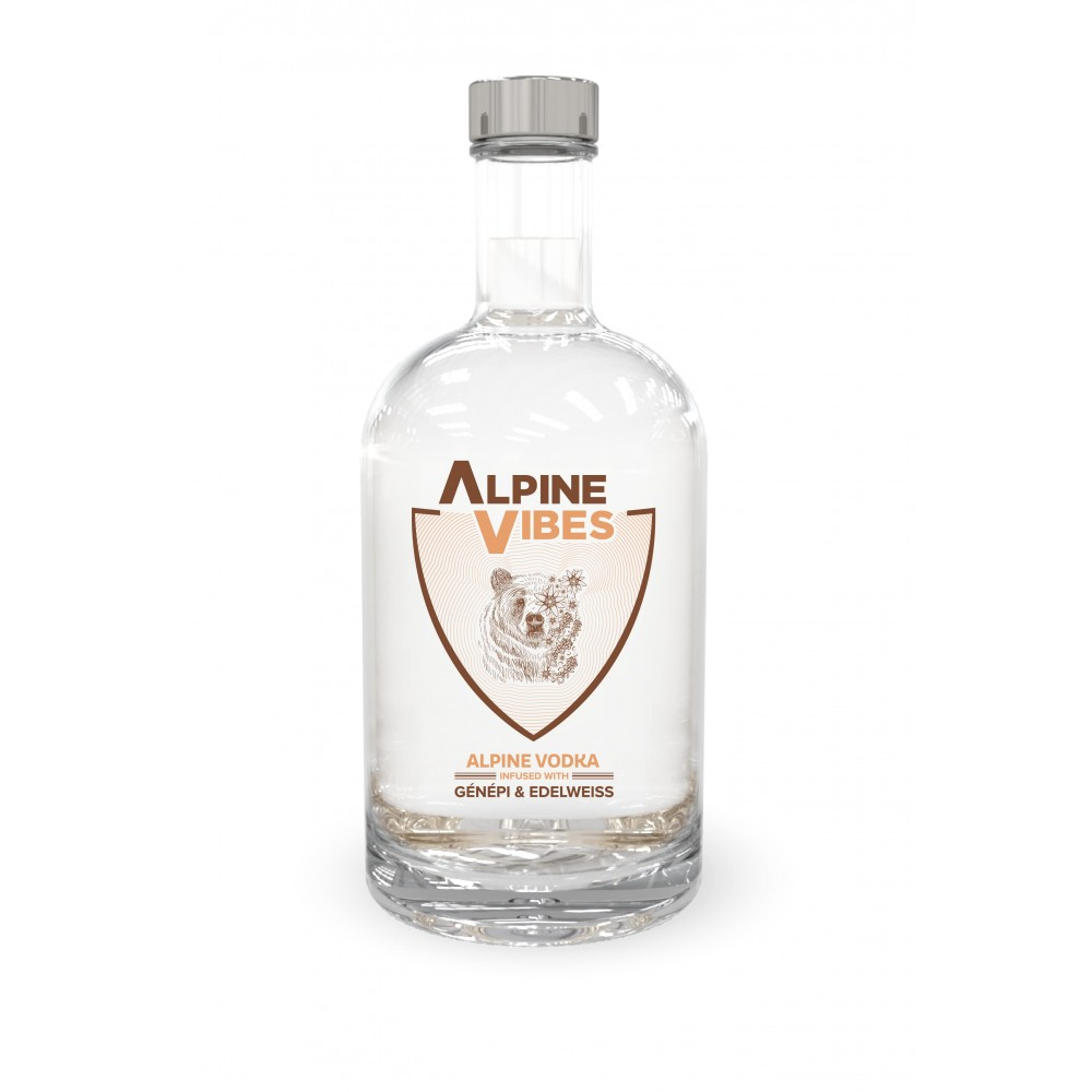 ALPINE VODKA 40%