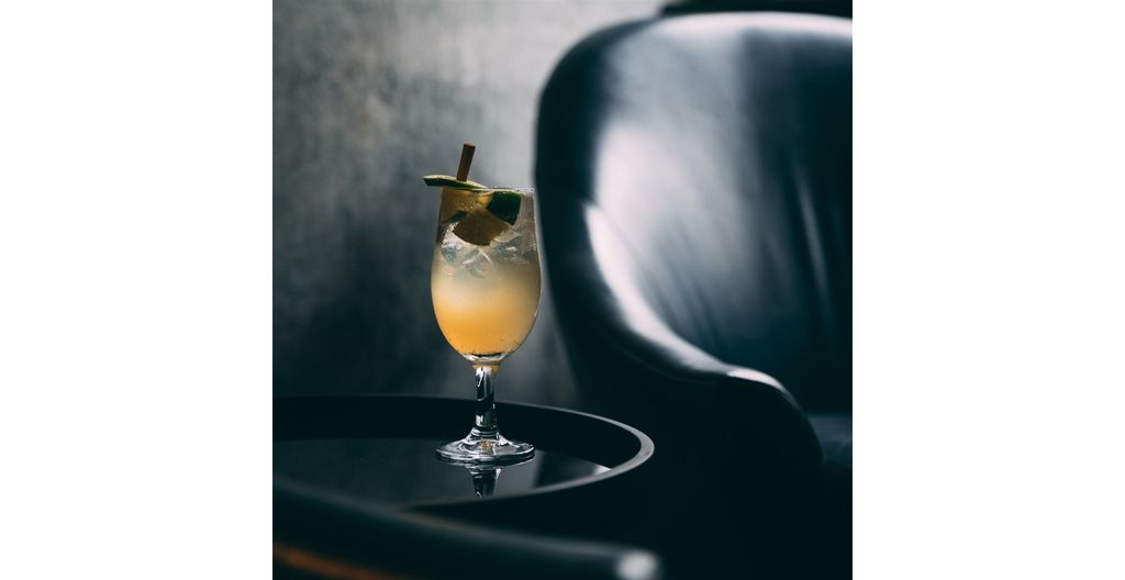 Recette cocktail Coing