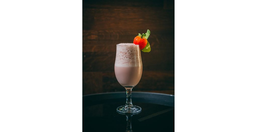 Recette cocktail Sirop Fraise Pur Jus
