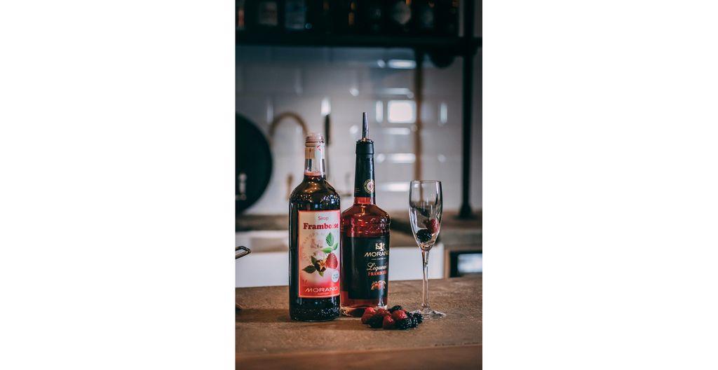 Recette cocktail Liqueur Framboise