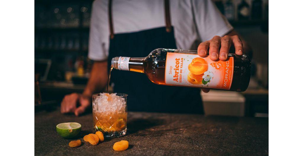 Recette cocktail Sirop Abricot Luizet