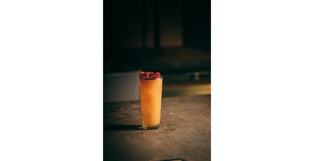Recette cocktail Sirop Vanille