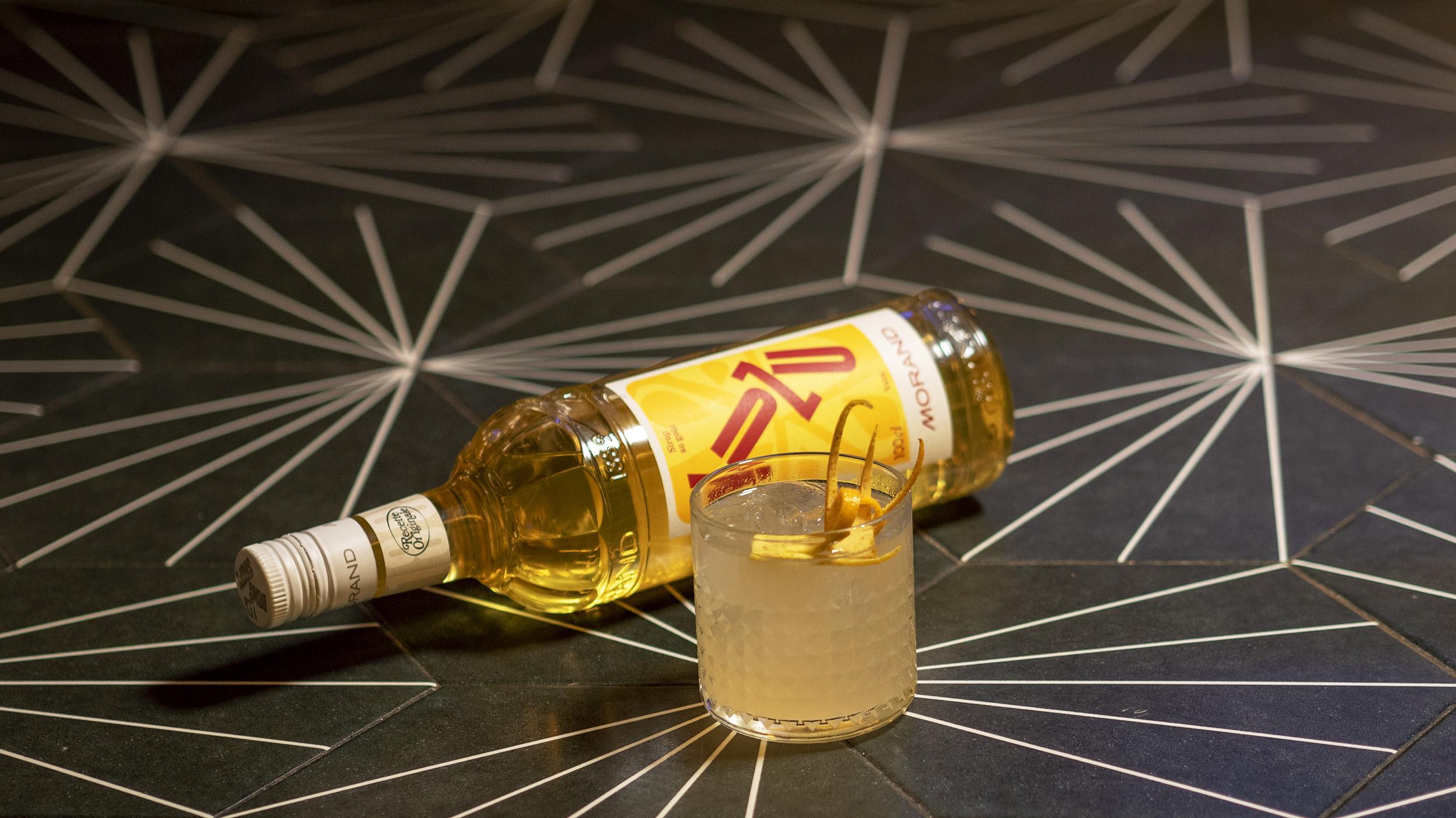 Recette cocktail Kirsch